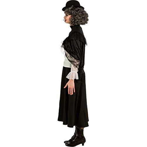 Pour L'horreur Manteau Bal Victorien Femmes regard Etole Amakando Polyvalente Noir m Taille 44 Femme En S Élégant Steampunk De L'attrape 38 fr xHZxw1qO7