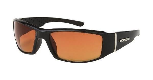 Amazon.com: HD Vision antirreflejo conducción anteojos X ...