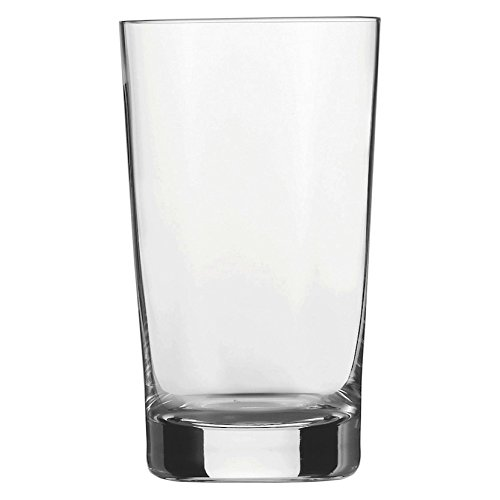 Schott Zwiesel Basic Bar Designed by World Renowned Mixologist Charles Schumann Softdrink No: 1 Tritan Crystal Glass, 6-3/4-Ounce, Set of 6