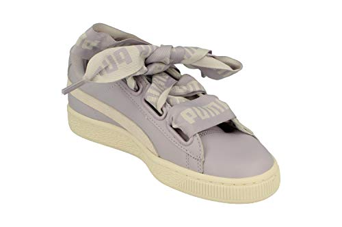 Puma Whisper Mujeres Zapatos Trainers De 364082 07 Basket Heart Sneakers Gold Rose Thistle rrwqzZx