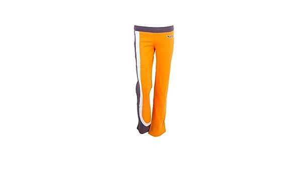 VARLION Pantalon INPL 925 Naranja Mujer: Amazon.es: Deportes ...