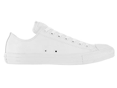 unisex Mono Ox adulto da Converse Ctas Bianco sneakers Cuir YSxFUq