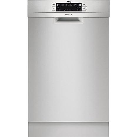 AEG FFB62400PM Semi-incorporado 9cubiertos A++ lavavajilla ...