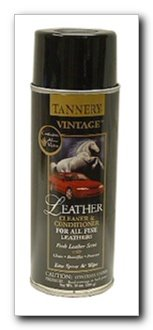 Tannery Vintage Leather Cleaner and Conditioner, 10 oz. Aerosol (144)