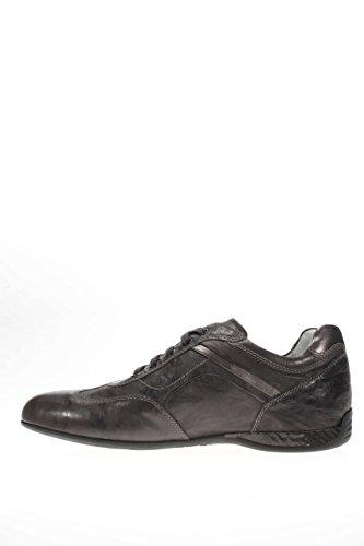 Nero Giardini - Zapatillas para deportes de exterior para hombre negro negro 39 Plomo