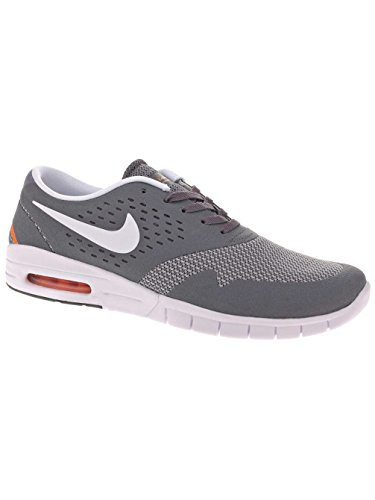 Nike Herren Eric Koston 2 Max Skaterschuhe, Rot, Talla cool grey/white/total ora
