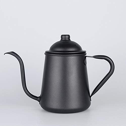 ハンドウォッシュポット、家庭用吊り耳コーヒー手洗いポット、長い口ポット、細口ポット、ステンレス製の鍋