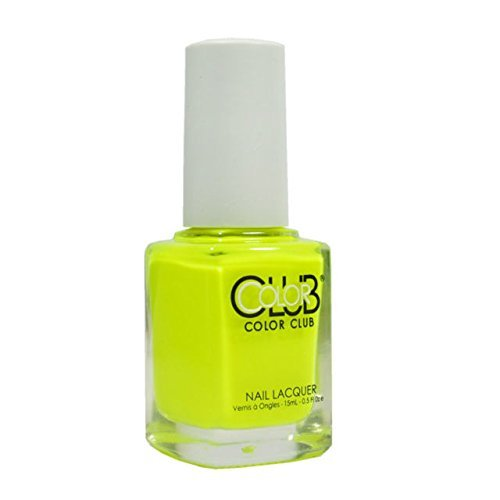 Color Club Nail Lacquer AN10 Yellin Yellow 0.5 oz