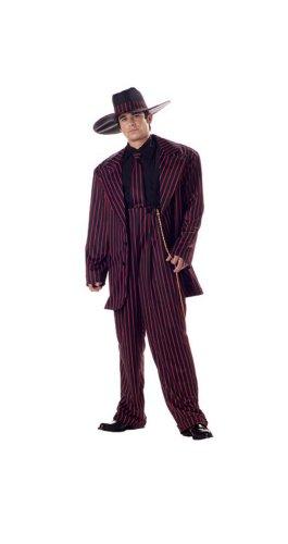 Adult Zoot Suit Costume (Size:Medium 40-42) ()