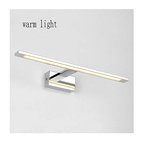 QQB Mirror Front Light LED Bathroom Mirror Cabinet Light Moisture-Proof Anti-Fog Dressing - Deco Style Art Cabinet Bathroom Mirrors