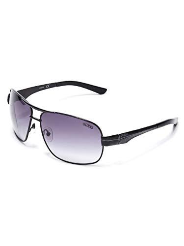 - GUESS Factory Men's Metal Navigator Sunglasses