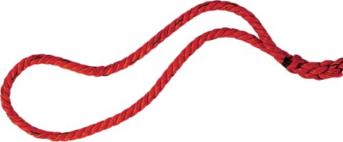 Champion Sports Tug of War Ropes (Red)
