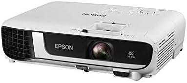 Epson EB-W51 3LCD, 4000 Lumens, 320 Inch Display, WXGA Projector – White
