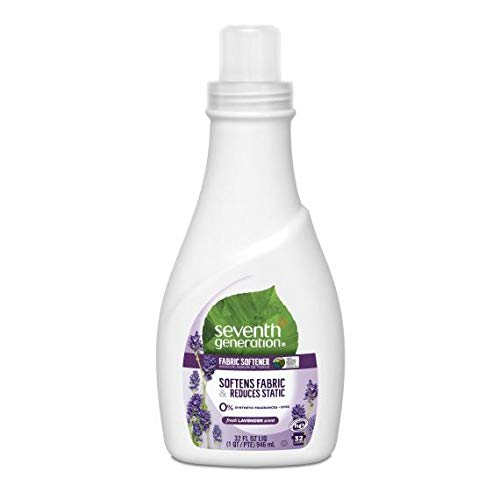 Seventh Generation Natural Fabric Softener - Lavender - 32 Ounces- 3 Pk
