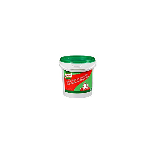 Knorr Tomato Chicken Bouillon Caldo de Tomate Pollo 4.4 lb (Chicken Tomato)