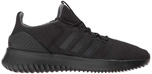 adidas Men's Cloudfoam Ultimate Running Shoe Utility Black, 9.5 M US by adidas (Image #7)