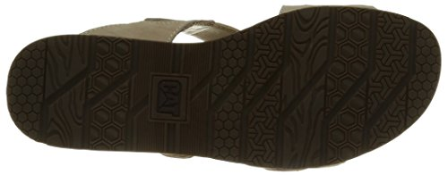 Cat FootwearJONI - sandalias abiertas Mujer Gris - Grau (WOMENS FEATHER GREY)
