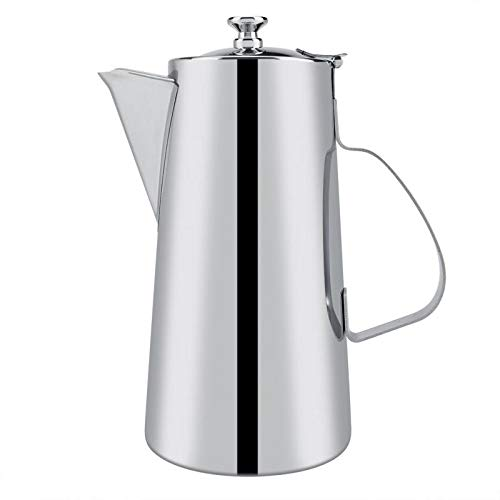 2L Hight Quality Stainless Steel French Press Coffee Tea Pot with Filter Delicate Coffee Maker