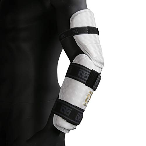 Mooto Korea Taekwondo Extera S2 Arm & Elbow Protectors MMA Martial Arts Kickboxing Gym School Academy Team Match…