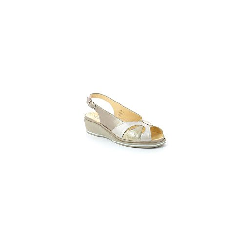 Grunland SA1733 ELOI Sandalo Donna P. Tortora GqbEhM5a