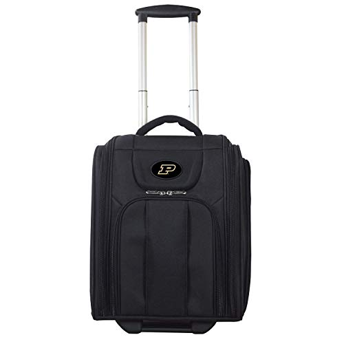 (NCAA Purdue Boilermakers Deluxe Wheeled Laptop Overnighter)