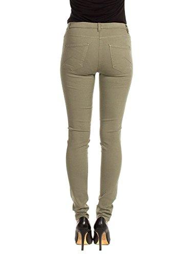 Verde Women's Jeans Carrera 736 Jeans Skinny 5Xw5qRB
