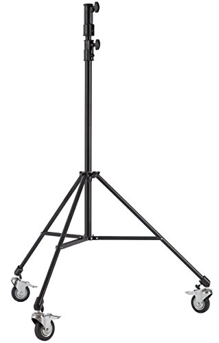 7' Junior Double Riser Stand with Casters by Studio Assets