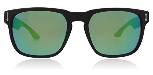 - Dragon Monarch 007 Matte Black Monarch Rectangle Sunglasses Lens Category 3 Len