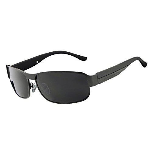 HDCRAFTER Herren Polarisiert Sonnenbrillen Treiber Glasses