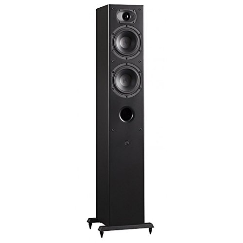 Aperion Audio Intimus 5T Tower Speaker (Stealth Black)