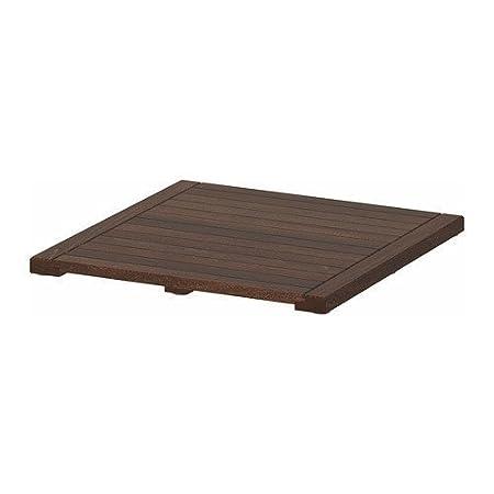 IKEA MOLGER Bodenrost Dark Brown 37 X CM Amazoncouk Kitchen Home