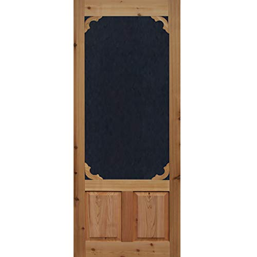 Cedar Woodland Screen Door (32x80)