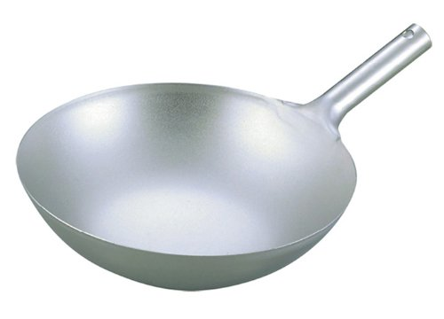 Pure Titanium Chinese Beijing wok Amazing Lightness pan by EBM