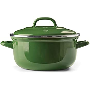 BK Dutch Dutch Oven Indigo Collection 5.5QT (Green)