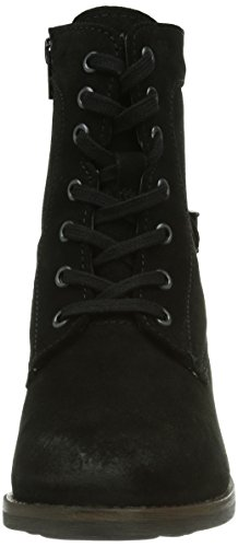 Marc Shoes Lara Damen Combat Boots Schwarz (black 100)