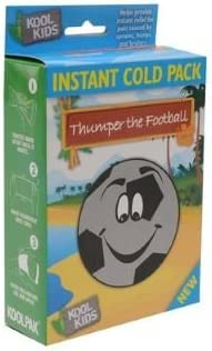 Koolpak Thumper the Football Cold Pack - 12 X 14 CM by Sold By 5G ...