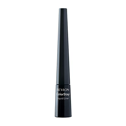 (Revlon ColorStay Liquid Liner, Blackest Black 251, 0.08 Ounce (2.5 ml) (Pack of 2))