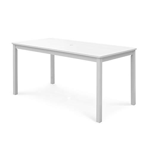 Vifah V1336 Bradley Outdoor Wood Rectangular Dining Table