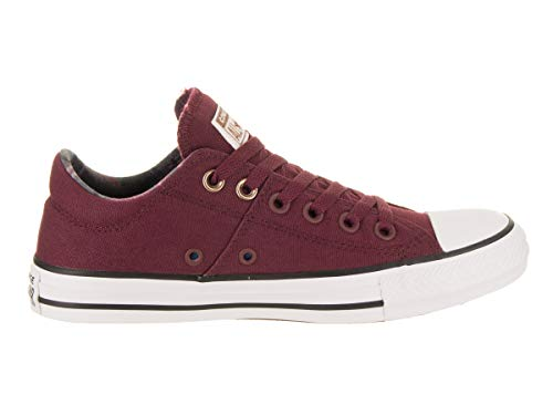 Pictures of Converse Women's Chuck Taylor All Star Dark Burgundy/White/Black 2