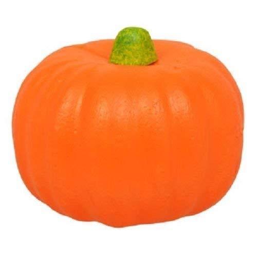 Halloween Fall Thanksgiving Craft Carvable Styrofoam Pumpkin by Importe -