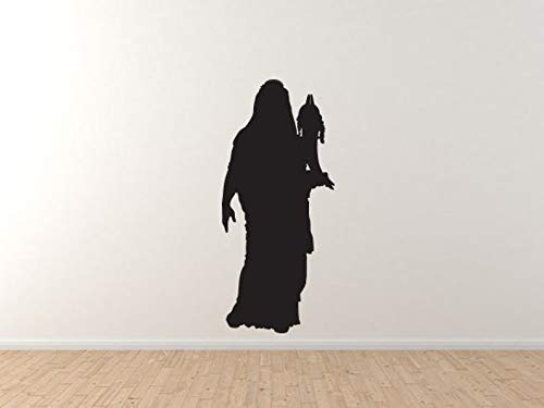 BYRON HOYLE Greek Olympians - Demeter Goddess Harvest Marriage Fertility Wall Vinyl Decal Home Decor -