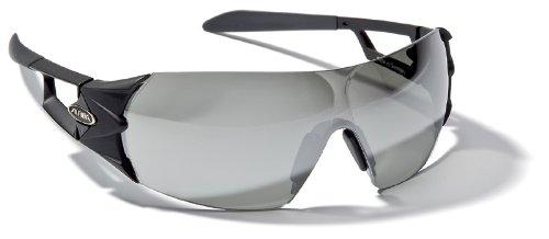 Sportbrille Alpina Swing Shield 42 schwarz