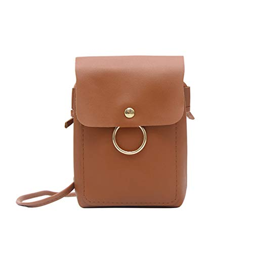 2019 New One-Shoulder Small Bag for women,Fashion Women Scarf Wild Messenger Bag,Travel Passport Bag Crossbody Handbags for Women