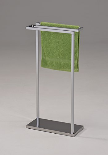free standing towel rack. Kings Brand Furniture Chrome Finish Metal Free Standing Towel Rack Stand
