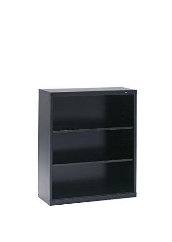 Tennsco Corporation B-42BK Welded Bookcase, 34-1/2