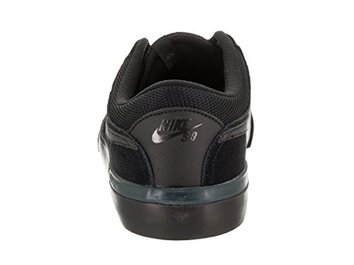 Nike Men's SB Koston Hypervulc Black/Metallic Black Skate Shoe 11.5 Men US clearance low price fee shipping discount free shipping clearance manchester great sale buy cheap clearance store free shipping manchester great sale Q1Pht6