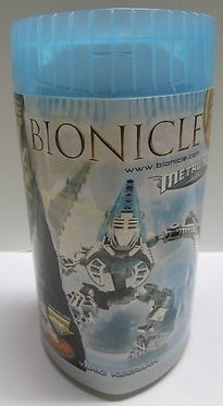 Bionicle Metru Nui 8619 Vahki Keerakh Limited Edition Set (Includes Mask of Time and Disc of Time)