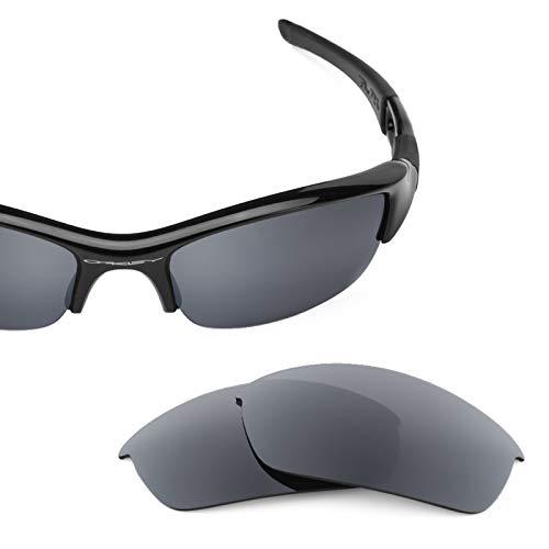 Repuesto Gris Humo Polarizados Asian De — Múltiples Opciones Flak Para Oakley Jacket Fit Lentes 5R7PBx4