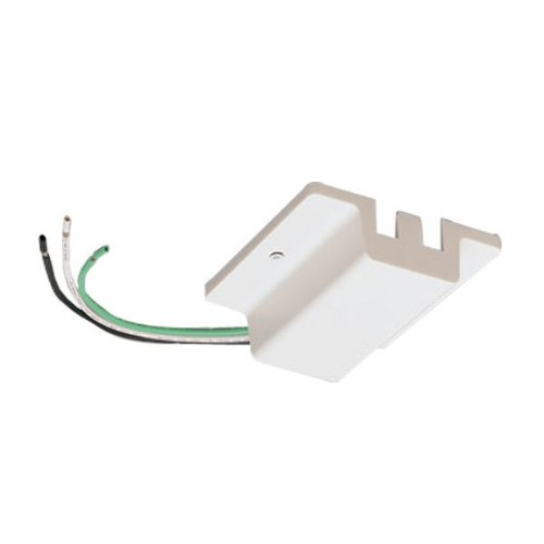 Nora Lighting NT-307 Floating Canopy Feed, White (Floating Canopy White)