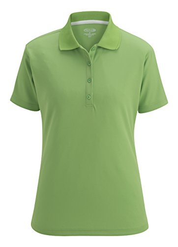 Women Mojito Green - Edwards Women's Dry-Mesh Hi-Performance Polo Shirt, Mojito, XXXX-Large